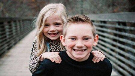 کودک ۹ ساله خواهر خود را از یک حمله مسلحانه نجات داد!