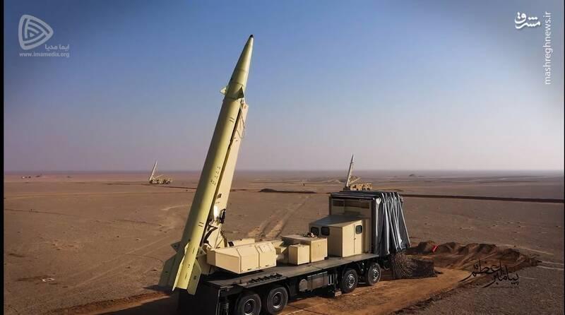 ۷ نکته مهم از جدیدترین رزمایش موشکی پیامبر اعظم (ص) / تمرین MRSI سپاه با نمایش ذوالفقار و دزفول هایپرسونیک