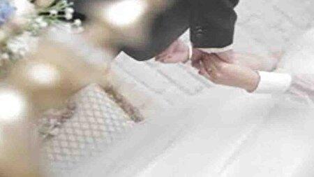 رفتار بی شرمانه داماد در شب عروسی خبرساز شد!
