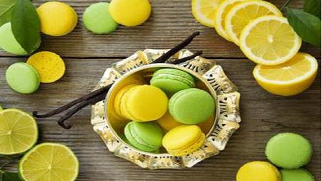 طرز تهیه شیرینی لیمویی ترکدار یا پرتقالی خانگی