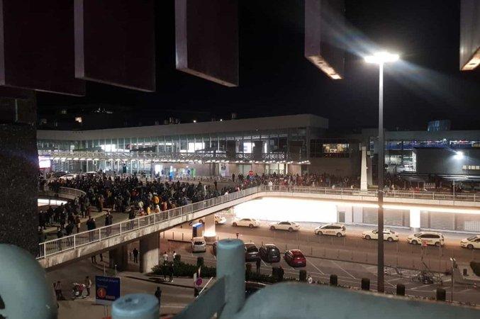 تخلیه فرودگاه فرانکفورت بهدنبال هشدار امنیتی