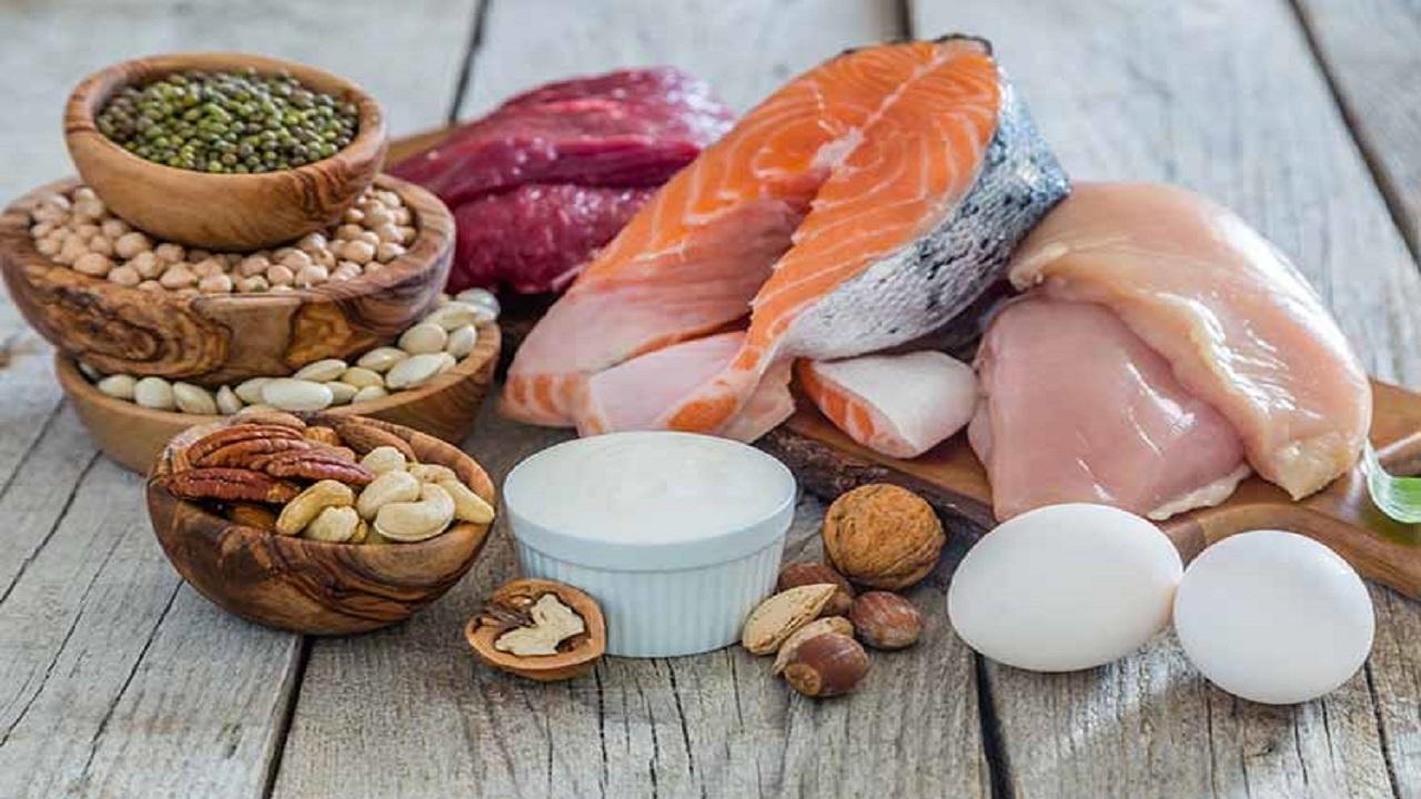 منابع غذایی سرشار از پروتئین بدون چربی/ مرضیه میرزائی علی آیادی