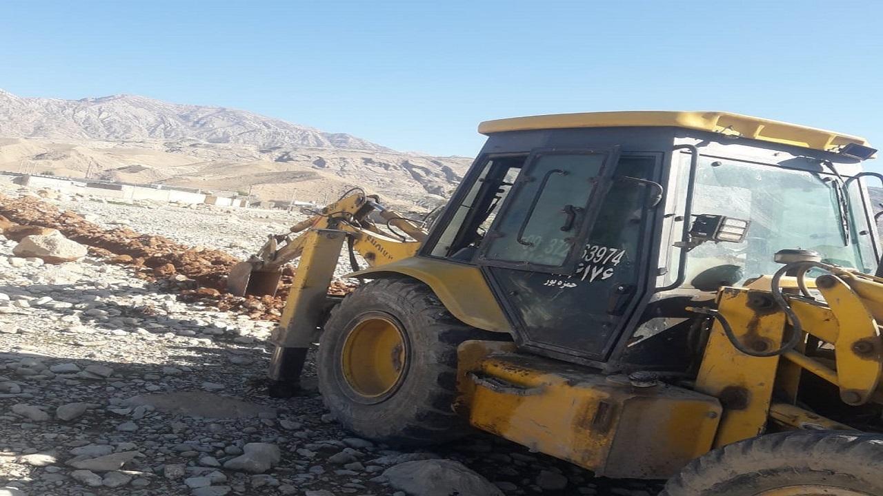 مشکل قطعی تلفن روستای چغاسرخک حل میشود