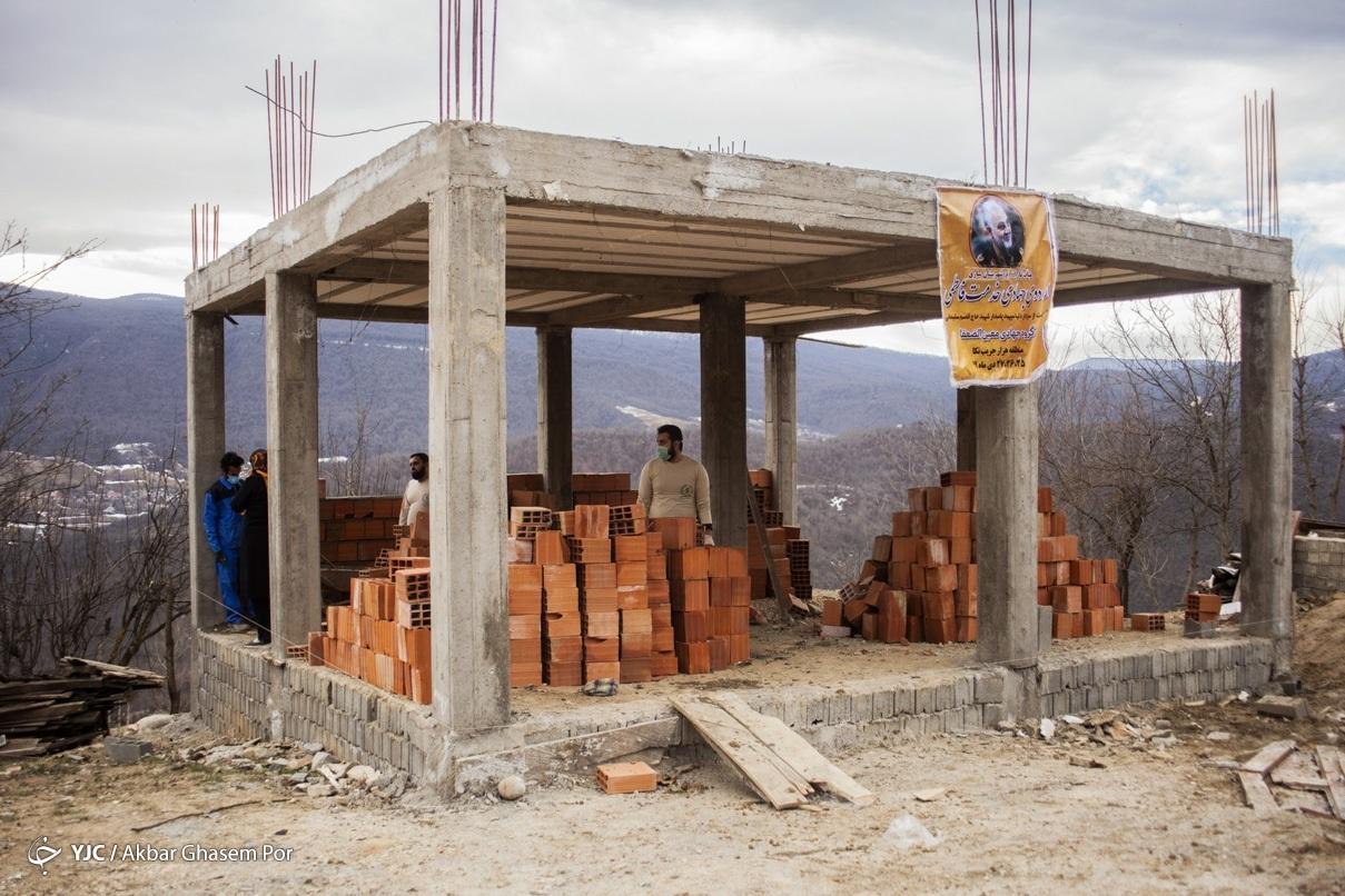 13297625 758 - اجرای اردوی «خدمت فاطمی» - منطقه هزار جریب نکا