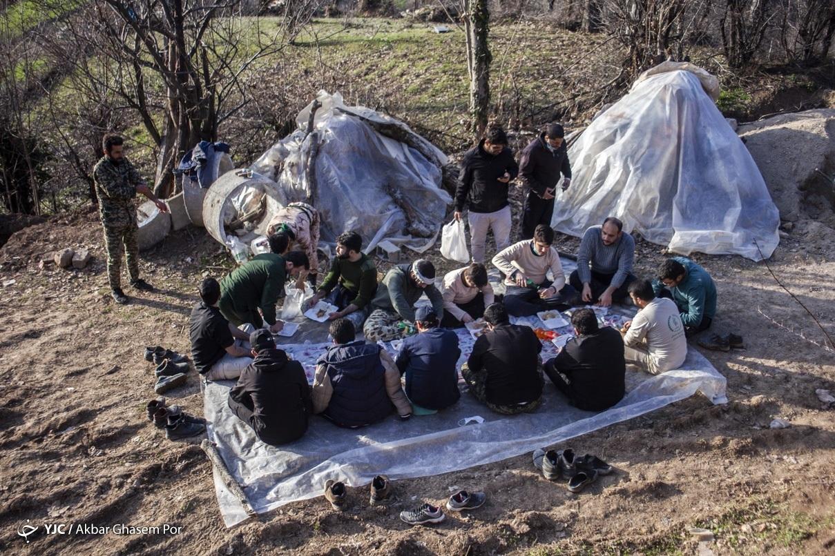 13297628 368 - اجرای اردوی «خدمت فاطمی» - منطقه هزار جریب نکا