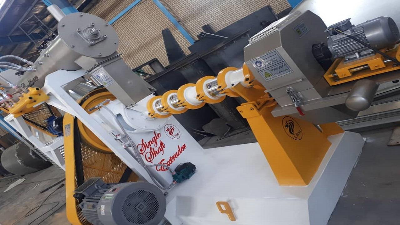 ماشین آلات تولید خوراک آبزیان
