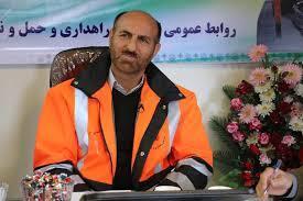 رانندگان حرفه ای برون شهری در استان همدان در آزمون بدو خدمت شرکت کردند