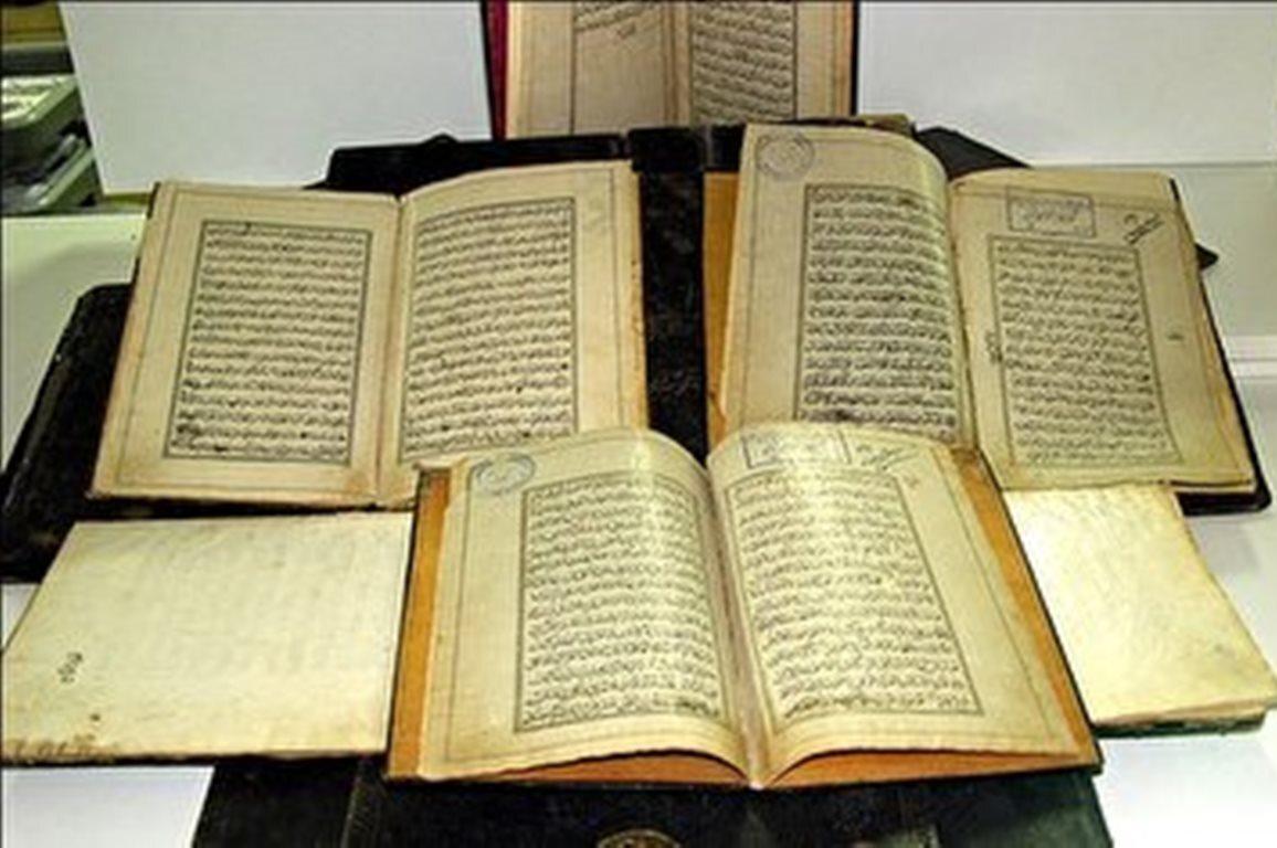 نگهداری ۴ هزار جلد کتاب خطی در کتابخانه مرکزی تبریز