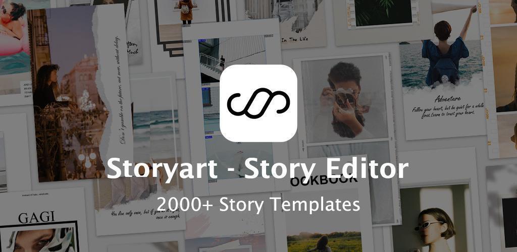 دانلود StoryArt – Insta story editor 3.0.2 – برنامه ویرایشگر استوری اینستاگرام