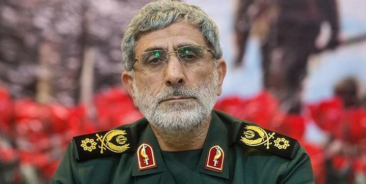 فرمانده نیروی قدس سپاه با مقامات عراقی دیدار کرد