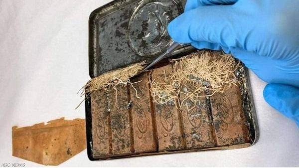 شکلاتی که پس از ۱۲۰ سال هنوز قابل خوردن است