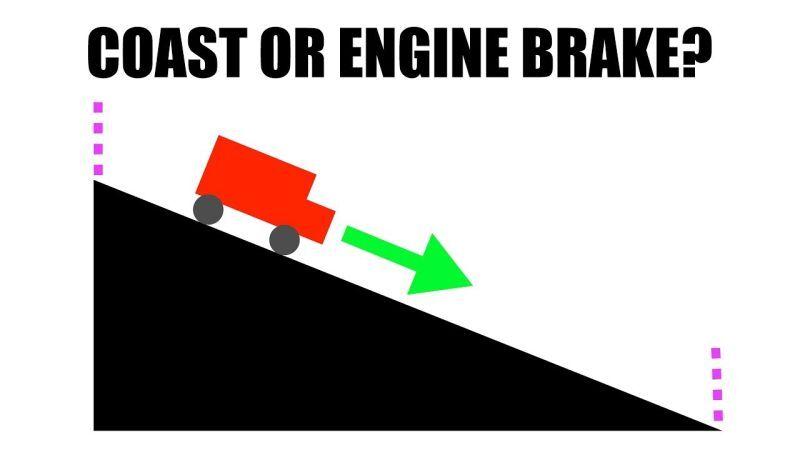 چگونه در سرازیریها مصرف سوخت خودرو را کاهش دهیم؟