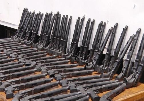 انهدام باند قاچاق اسلحههای غیر مجاز به کشور / محموله ۴۳۶ کیلویی حشیش و تریاک به مقصد نرسید