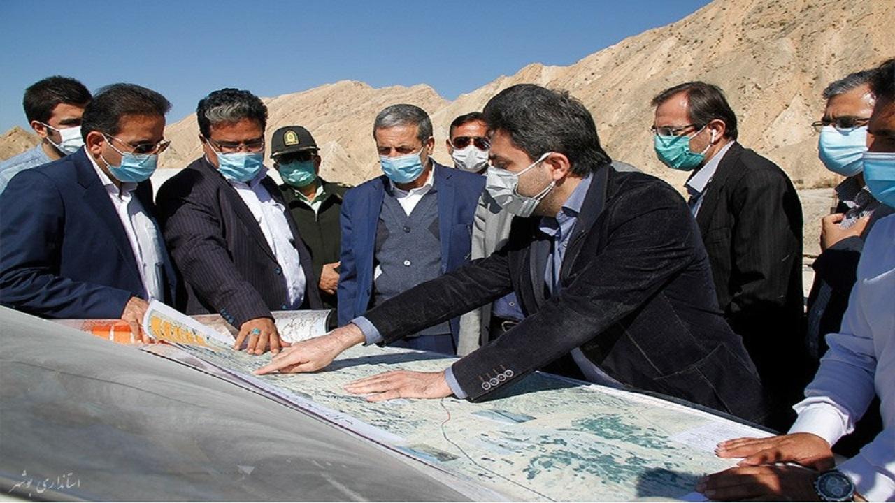 به راه آهن بوشهر-شیراز در بودجه ۱۴۰۰ توجه ویژه شده است