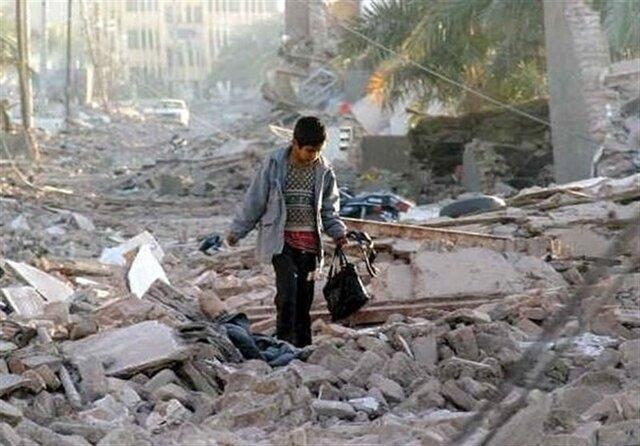 زلزله خواب مردم بم را ابدی کرد