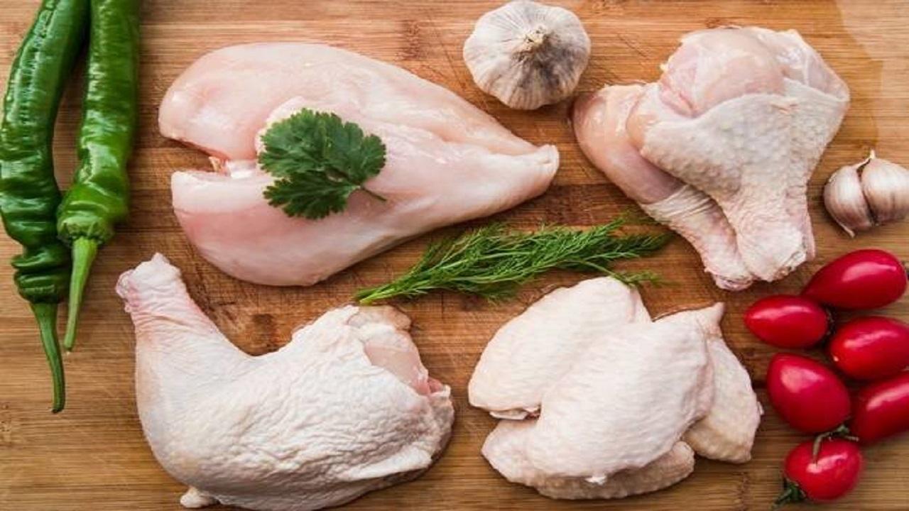 هر کیلو گوشت مرغ را در  میادین میوه وتره بار چند بخریم؟