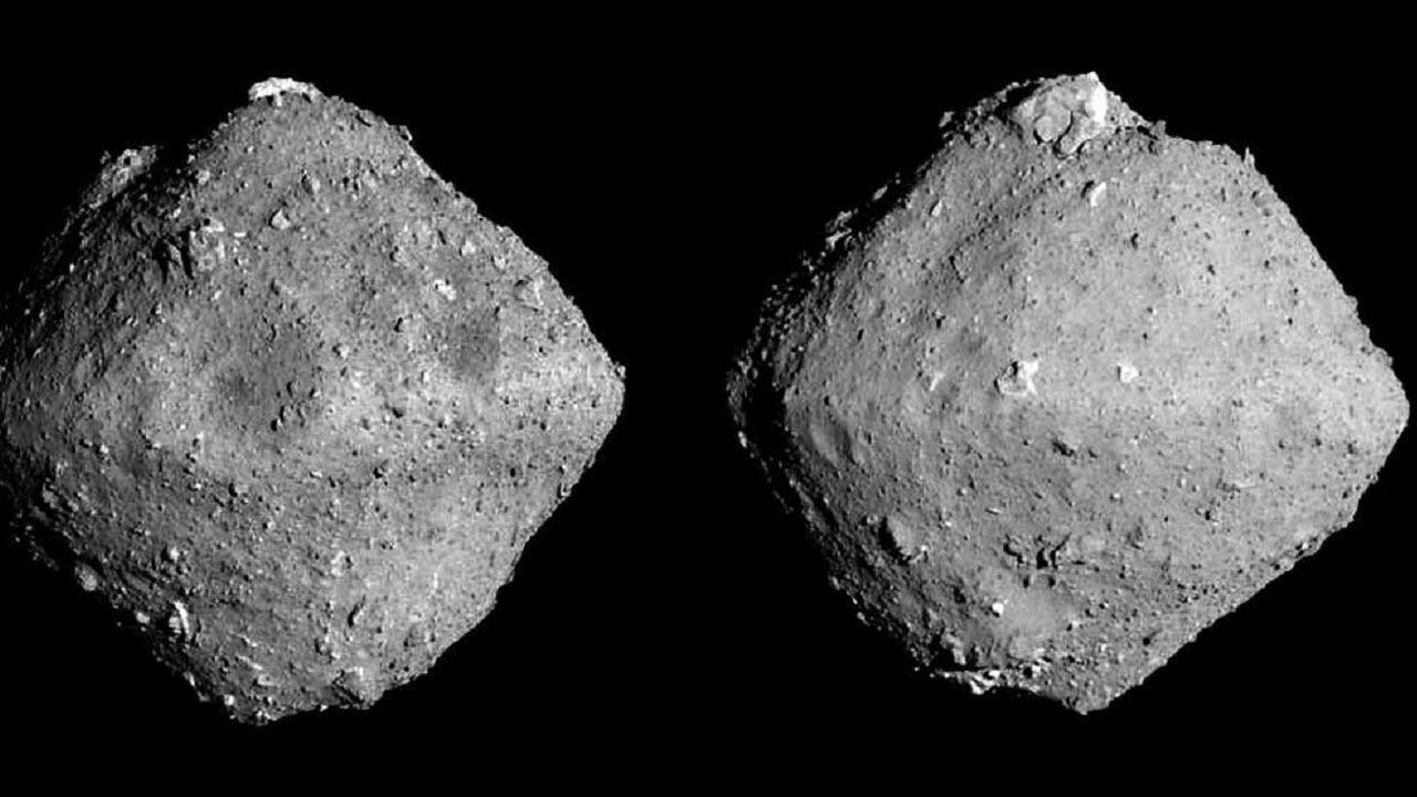 تحقیق دانشمندان ژاپنی روی خرده سنگهای سیارک ریوگو