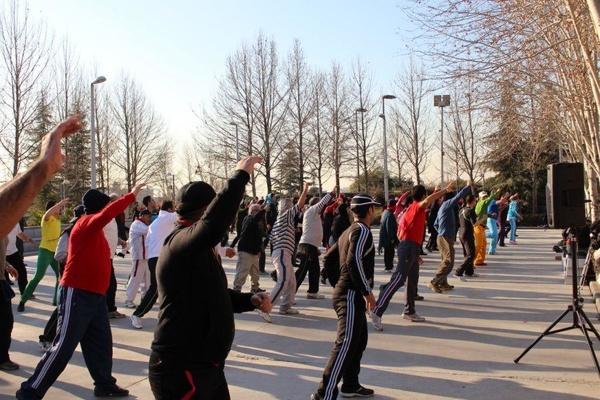 طرح فدراسیون ورزشهای همگانی برای فعال کردن ایرانیان بی تحرک