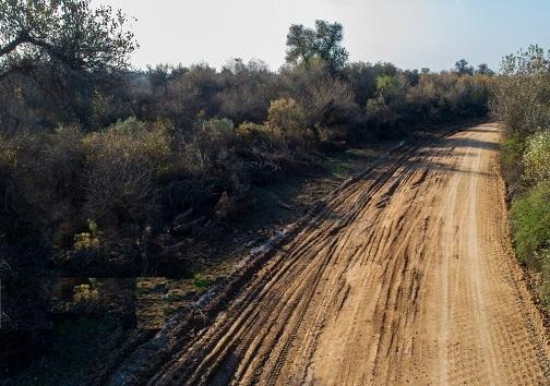 ساخت سیل بند در منطقه حفاظت شده کرخه
