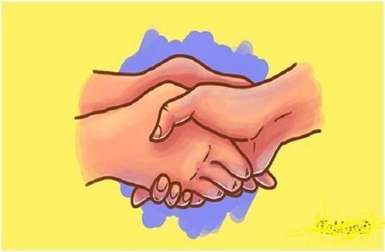 نحوهی دست دادنتان چه چیز درمورد شما میگوید؟