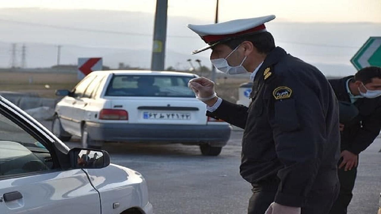 بیش از ۳۵ هزار خودرو در طرح محدودیت شبانه جریمه شدند