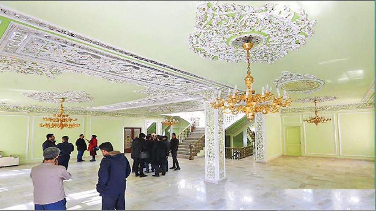 عمارت اقدسیه ۱۵۰ میلیارد تومان فروخته شد