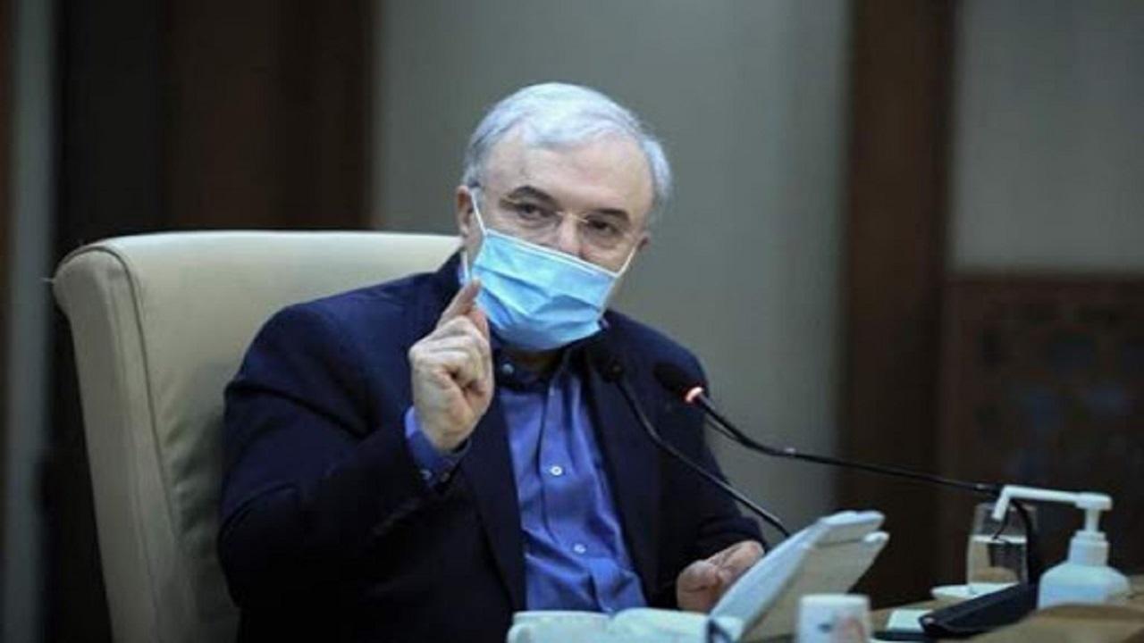 لجبازی نکنید کرونا آبروی جمهوری اسلامی است نه وزارت بهداشت