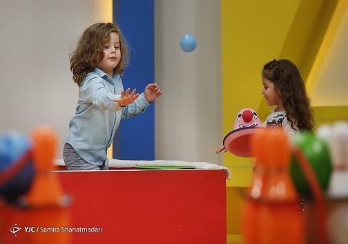 کودکان در حال بازی