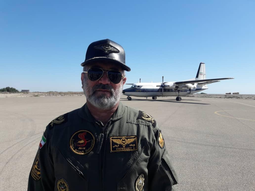 تشریح ماموریت هوانیروز در رزمایش اقتدار ۹۹ نزاجا