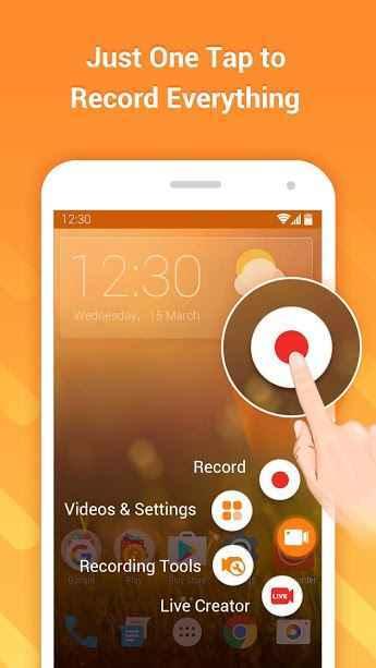 دانلود AZ Screen Recorder