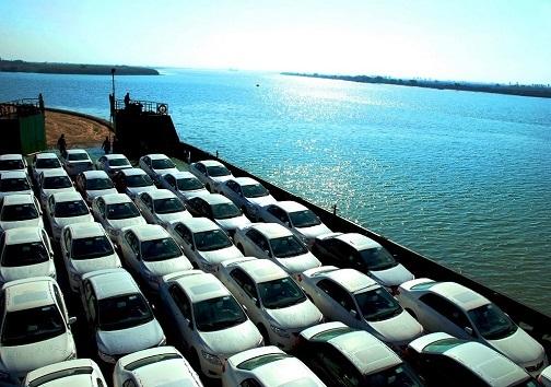 بندر خرمشهر، سومین بندر آزاد کشور در خلیج فارس / ترانزیت خودرو در بندر خرمشهر