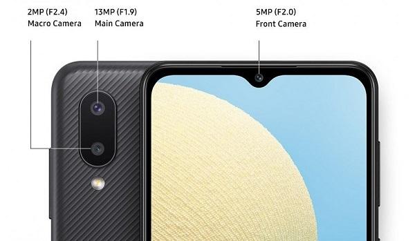 عرضه گوشی ازران قیمت Samsung Galaxy A02 در تایلند