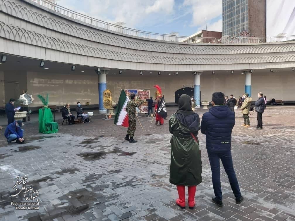 سی و نهمین جشنواره تئاتر فجر با رعایت پروتکلهای بهداشتی آغاز به کار کرد