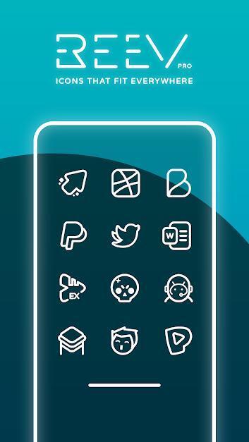 دانلود Dove Icon Pack 1.1-8 – آیکون پک سبک اندروید