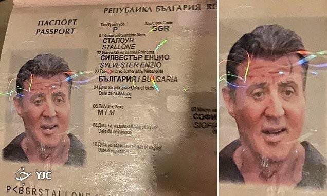 اعمال مجرمانه باند تبهکار با جعل پاسپورت بازیگر مطرح هالیوود!