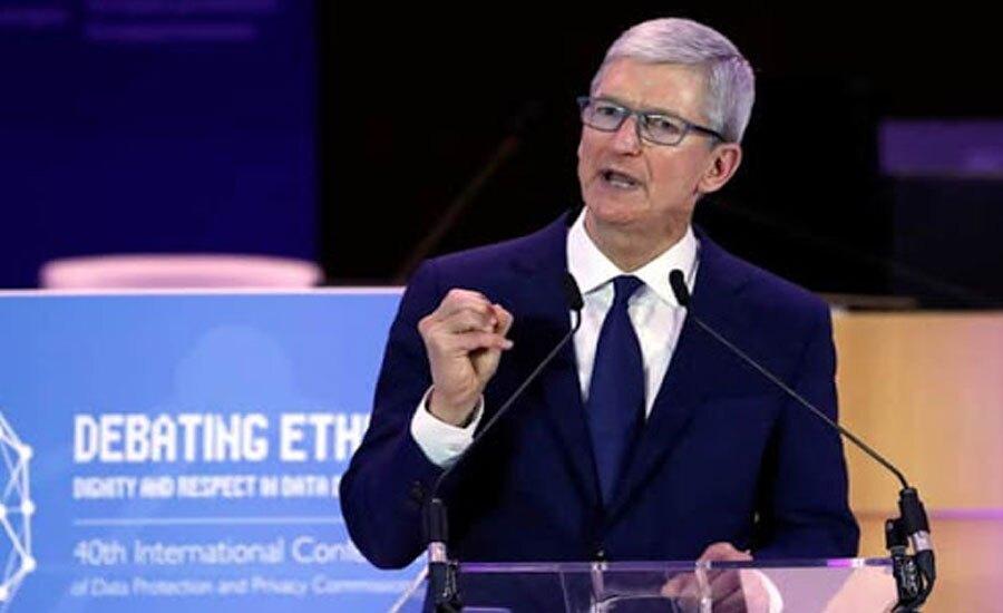 مدیر شرکت اپل