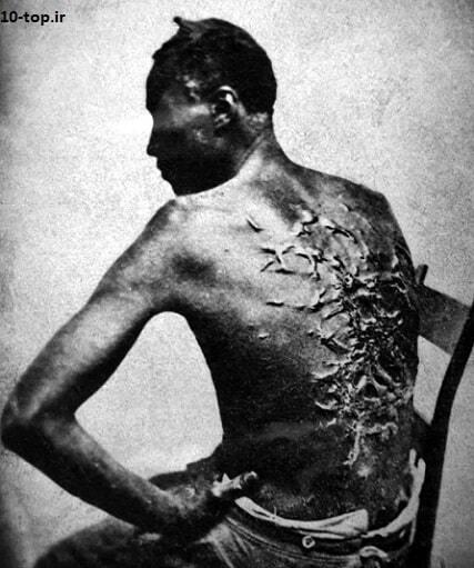 زن وحشتناکی که برده اش را تبدیل به خرچنگ کرد! + تصاویر