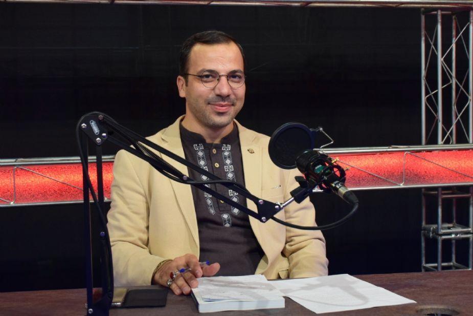 محمد قنبری، پژوهشگر سواد رسانه