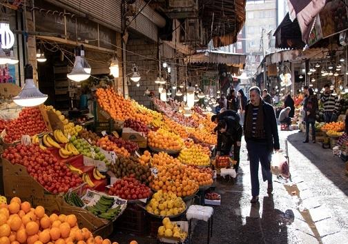 بیثباتی قیمت در بازار میوه امان مردم اردستان را بُریده است
