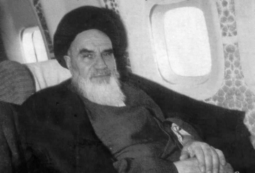 بزرگترین استقبال تاریخ که در گینس ثبت شداز امام خمینی