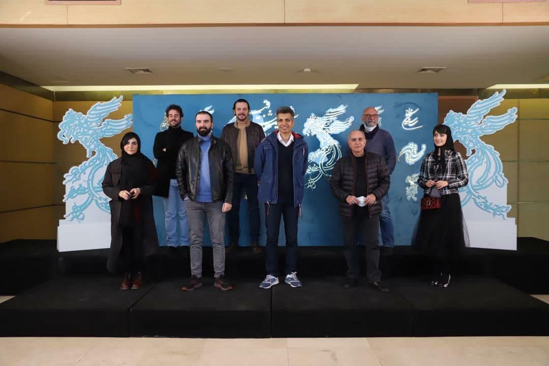 کدام هنرمندان در شب اول جشنواره فیلم فجر به برج میلاد آمدند؟