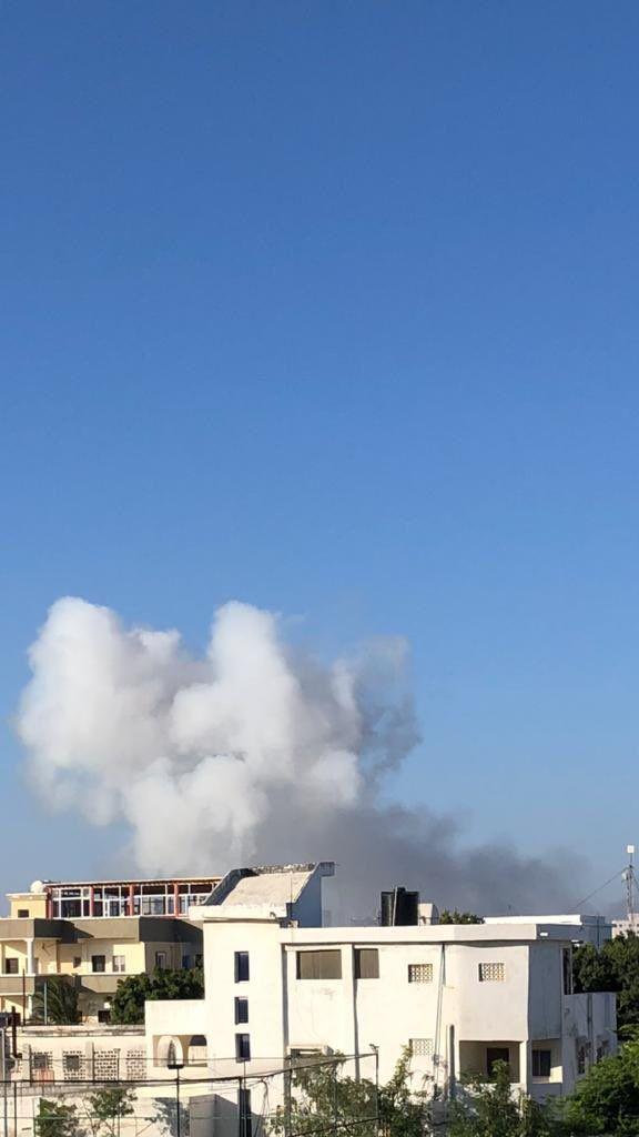 انفجار و تیراندازی در موگادیشو 04