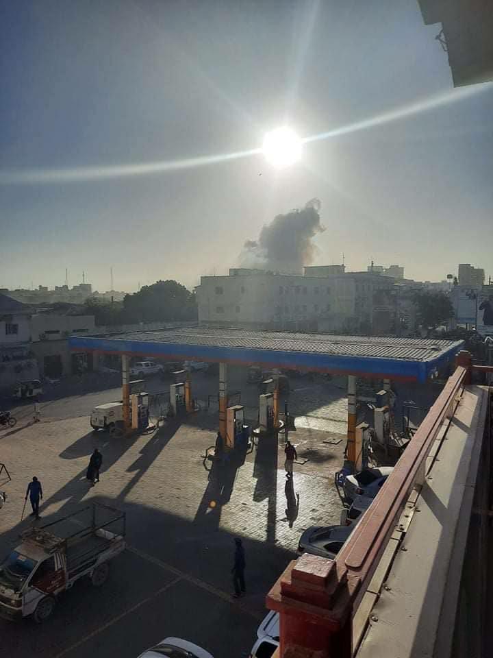 انفجار و تیراندازی در موگادیشو 02
