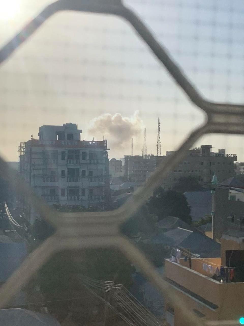 انفجار و تیراندازی در موگادیشو 01