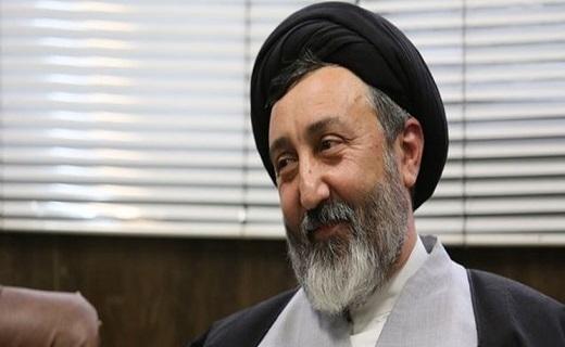 پیکر حجتالاسلام والمسلمین مظلومی در حرم حضرت معصومه(س) آرام گرفت