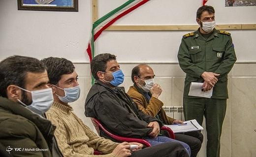 انتخابات شورای جهادی ناحیه سپاه قم بسیج به روایت دوربین