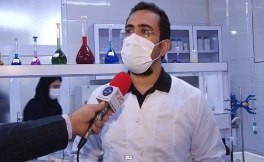 امین صالحی مدیر تحقیقات واحد تولیدی