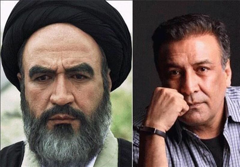 بازیگرانی که نقش امام خمینی (ره) را بازی کردند + تصاویر