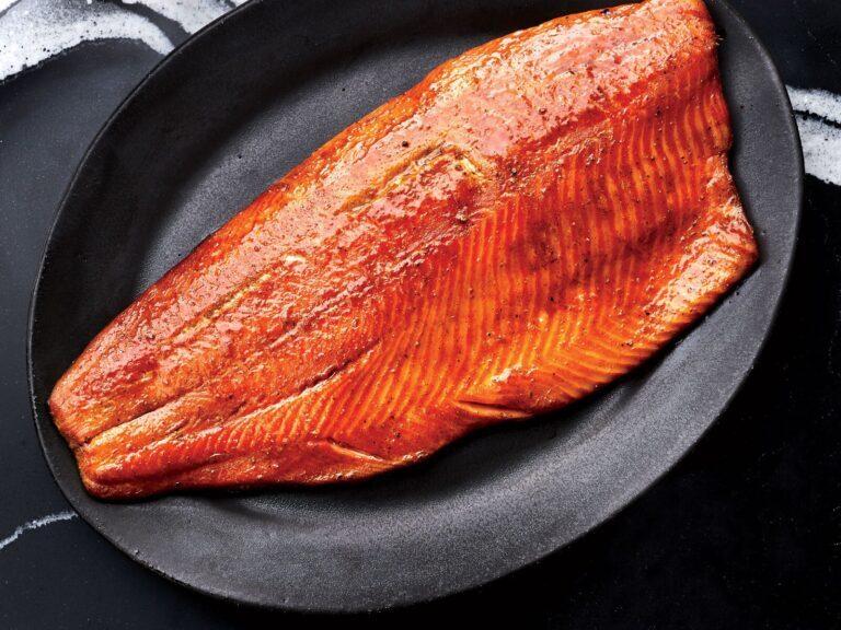 روش آماده کردن ماهی دودی گیلانی + نحوه صحیح گرفتن شوری ماهی دودی