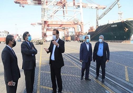 تعامل بسیار خوبی بین وزارت امور خارجه و سازمان بنادر و دریانوردی برقرار است